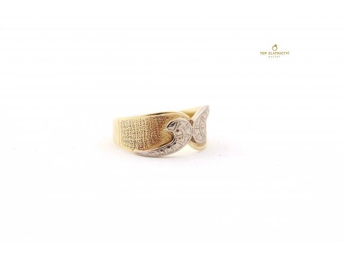 Zlatý prsten 4.54g
