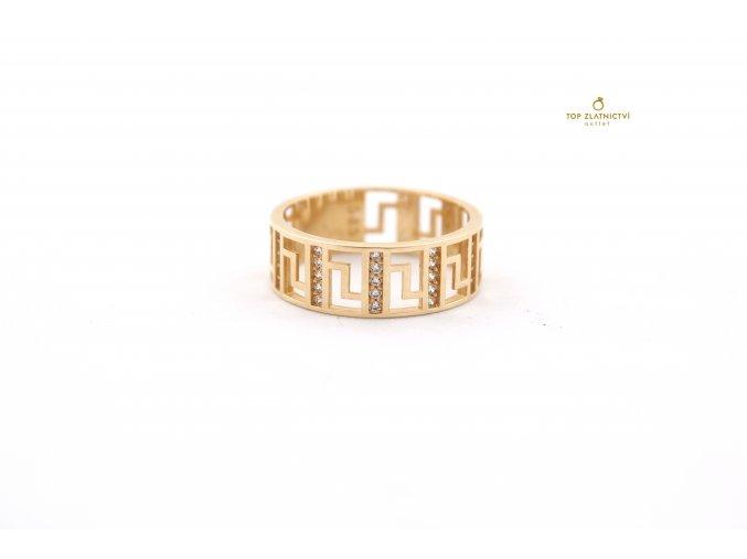 Zlatý prsten 3.00g