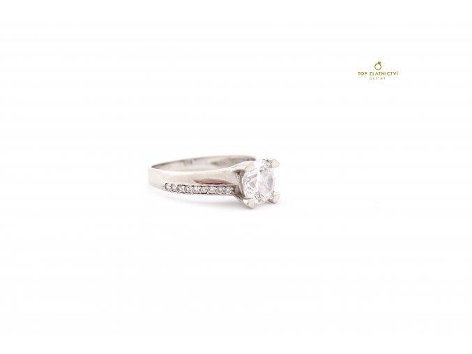 Zlatý prsten 2.46g