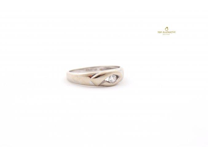 Zlatý prsten 2.32g