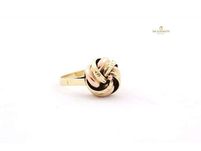 Zlatý prsten 6.70g