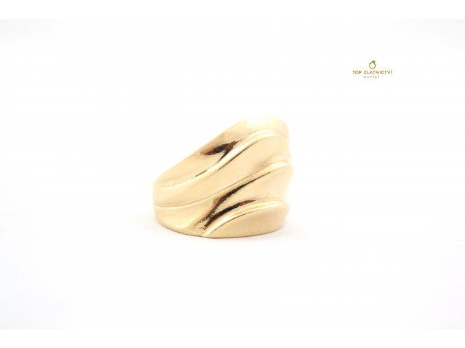 Zlatý prsten 9.50g