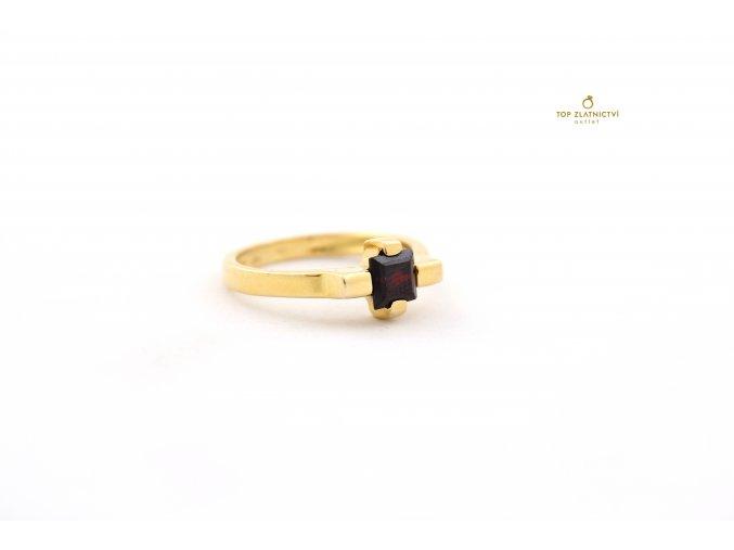 Zlatý prsten 4.05g