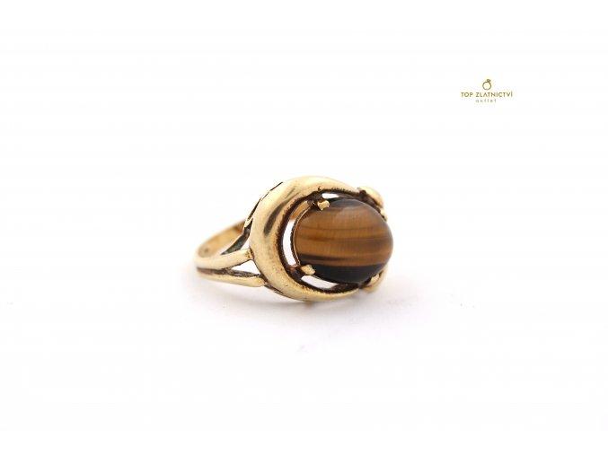 Zlatý prsten 5.26g