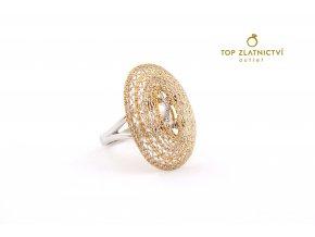 Zlatý prsten 5.90g