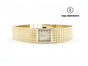 Zlaté hodinky ADORA 48.58g