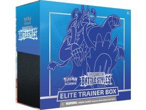 Pokemon TCG Sword Shield—Battle Styles Elite Trainer Box Rapid Strike Urshifu