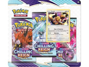 Chilling Reign - 3 Blister Booster
