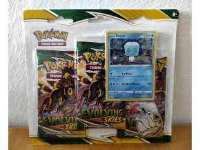 ES 3 blister pack eiscue