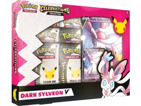 Pokemon TCG Celebrations Collections—Dark Sylveon V