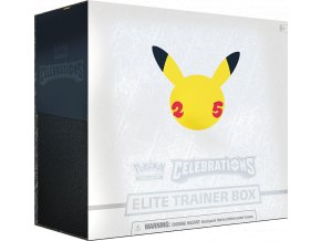 Pokemon TCG Celebrations Elite Trainer Box