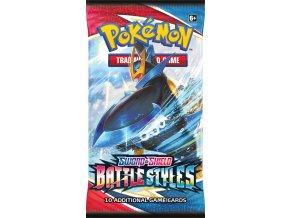 Pokemon TCG Sword Shield—Battle Styles Booster Wrap Empoleon