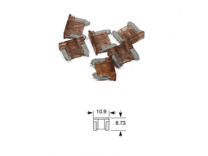 pojistka plochá mikro 7,5A