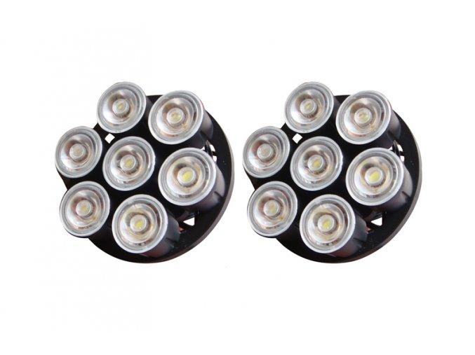 světlo na denní svícení LED, jednotlivé (ACC), SJ292