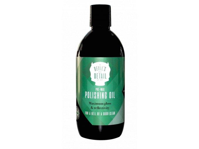 Devil's Pre Wax Polishing Oil