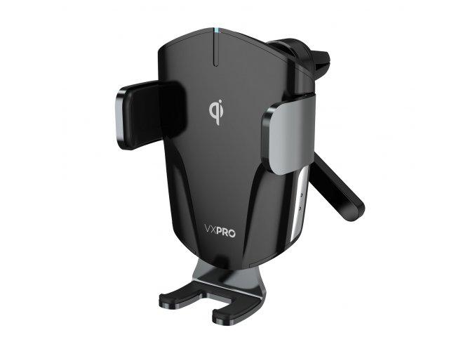Držák mobilního telefonu s bezdrátovým nabíjením QC 3.0 QI