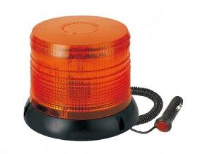 maják magnetický 12/24V SMD, oranžový