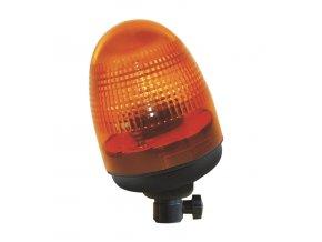 maják na tyč (flexi) Sunlight 12/24V halogenový, oranžový