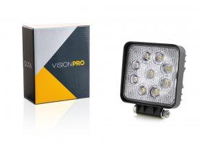 pracovní světlo 9x LED pevné uchycení, Elta