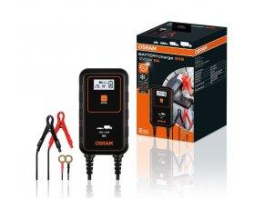 BatteryCharge 908 - 8-ampérová inteligentní nabíječka