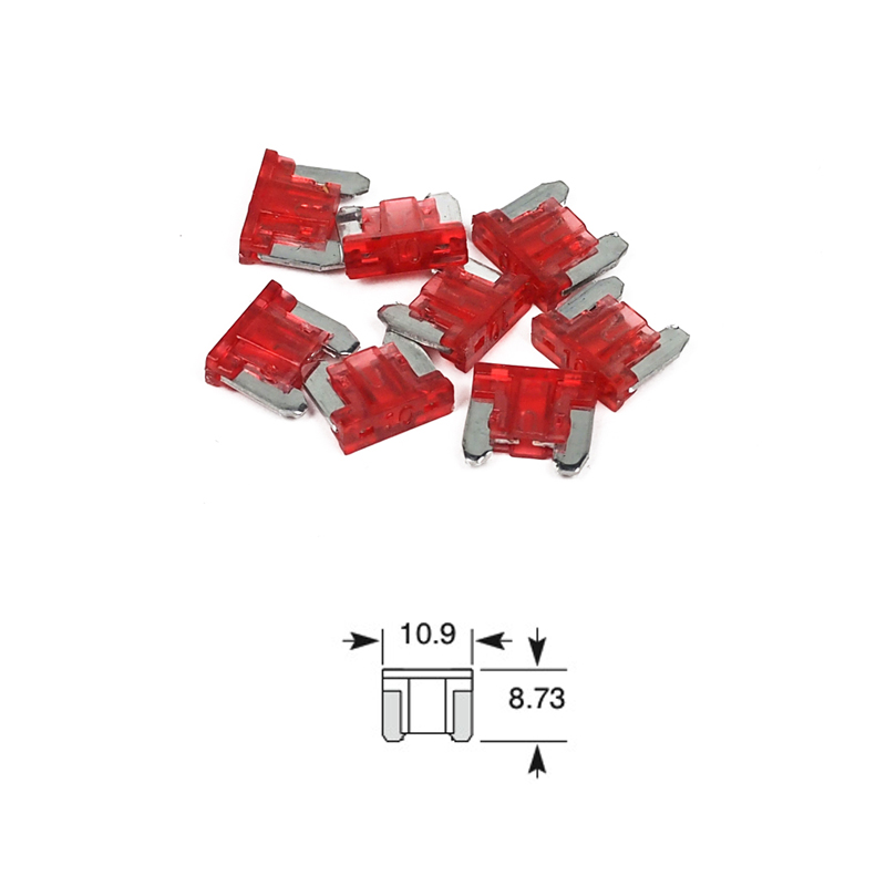 pojistka plochá mikro 10A