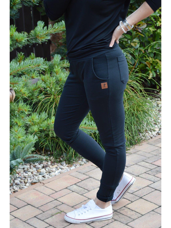 Kalhoty BELLA SLIM