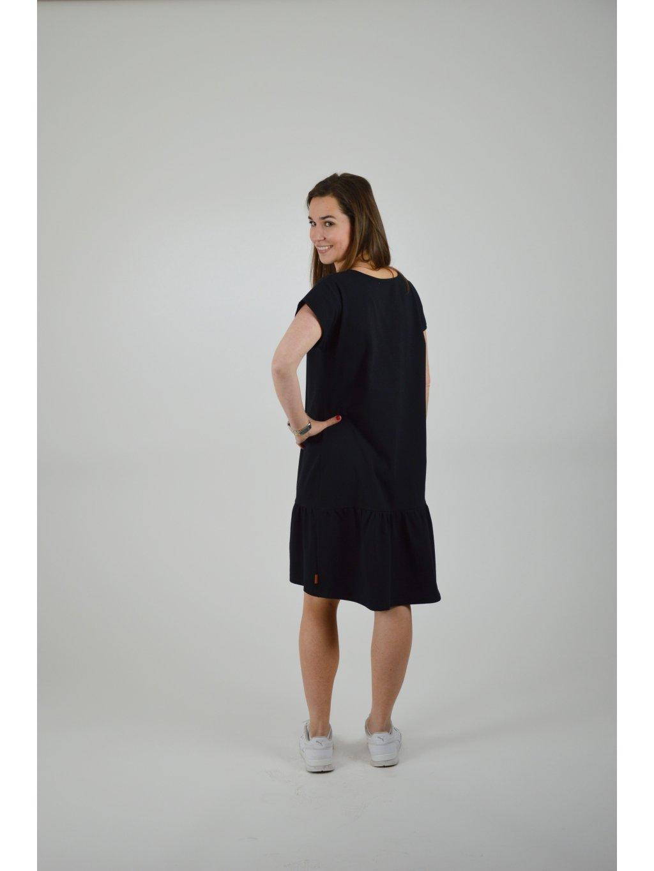 Šaty ELEONORA 3/4 rukáv - 19 barev!!!