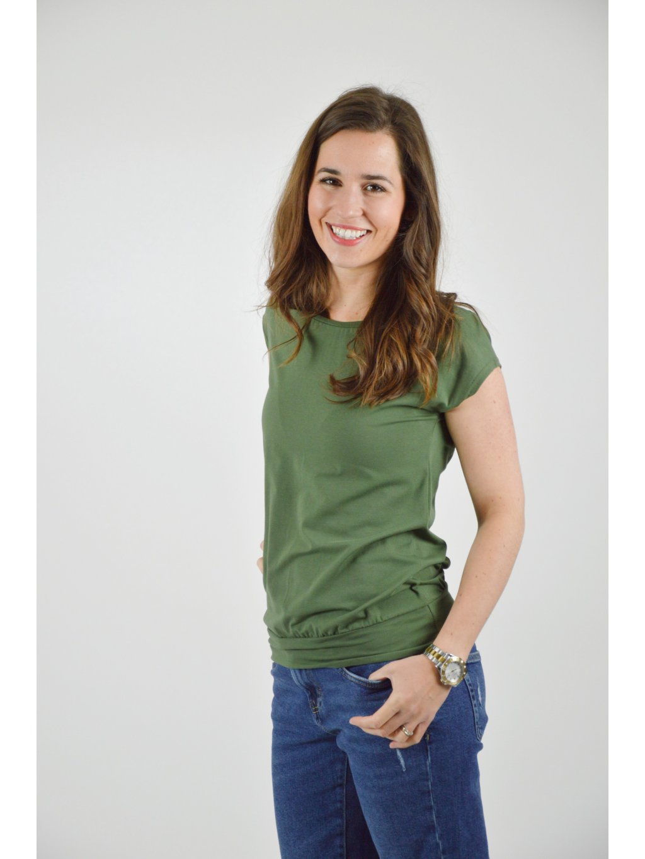 Tričko HANA Khaki