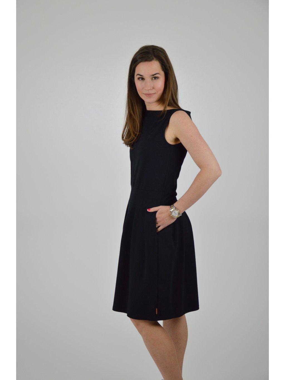 Šaty ELI černé