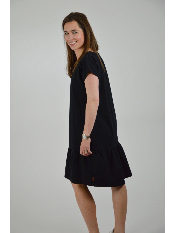 Šaty ELEONORA černé