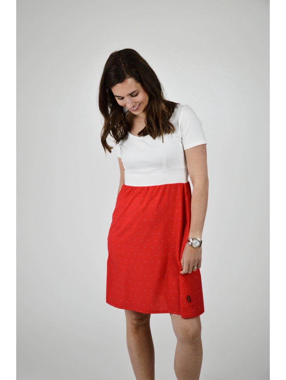 Šaty VIVIEN - poskládej si svou kombinaci