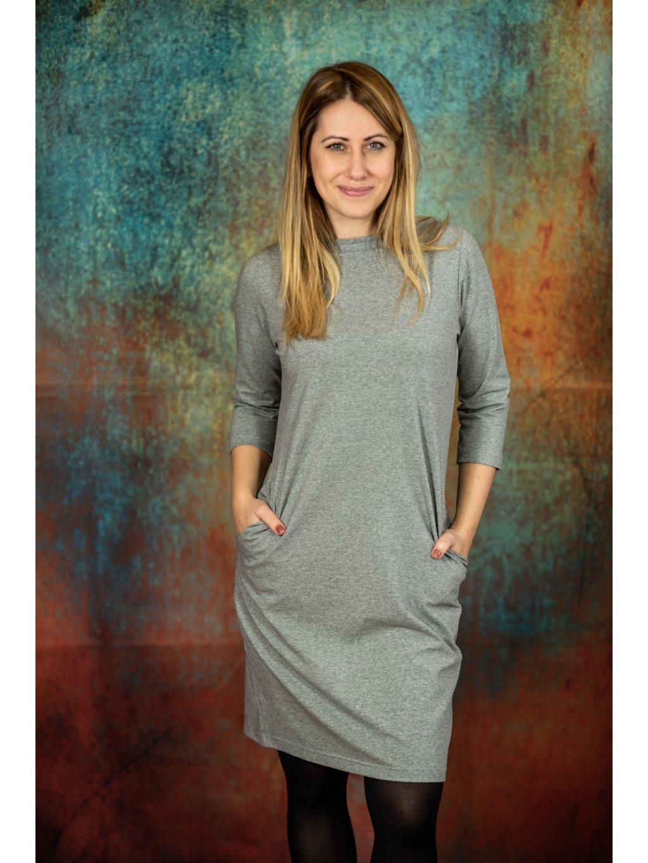 Šaty SANDRA více barev KR