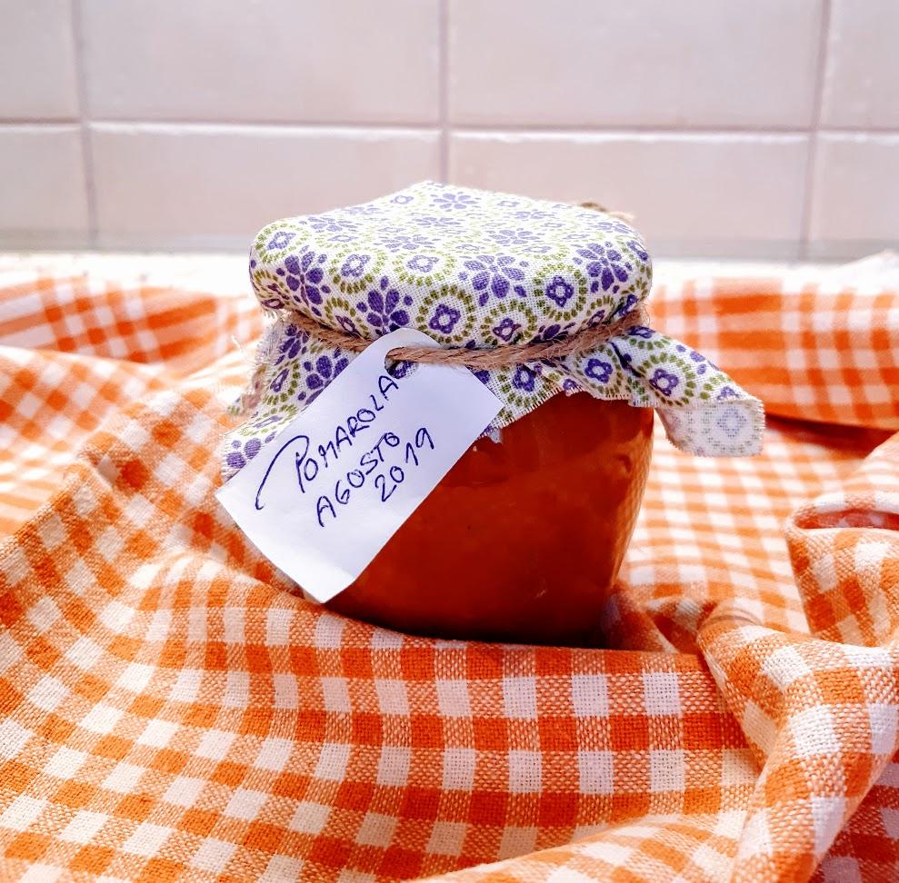 Pomarola – základní omáčka na těstoviny