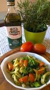 Cassarecce con broccoli e pomodori