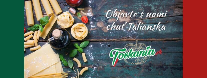 Objavte s nami chuť Talianska