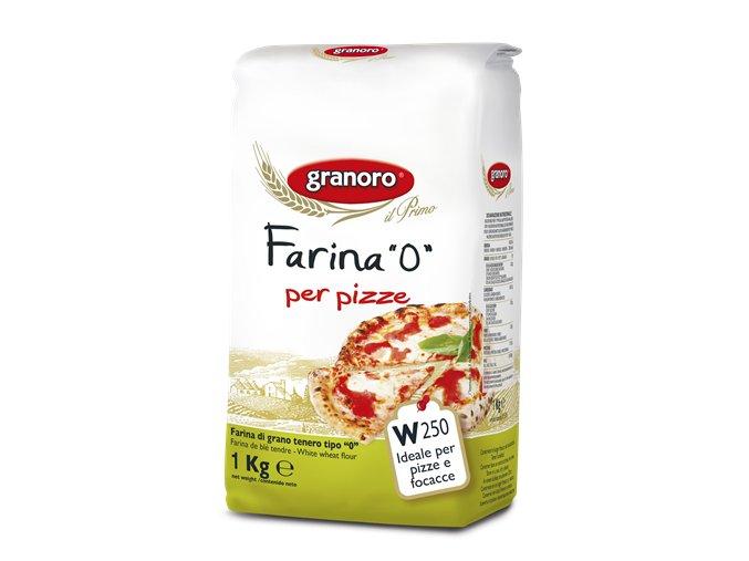 Múka hladká na pizzu Granoro 1kg