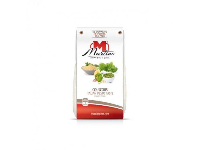 Kuskus (Cous cous) s talianskym pestom Martino 200g