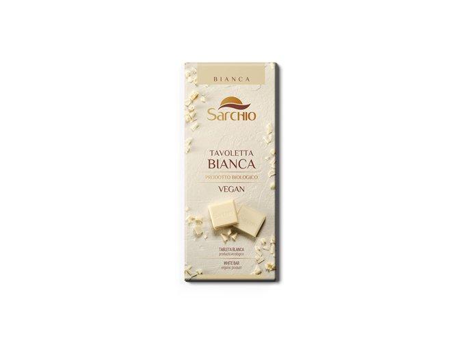 Čokoláda biela Sarchio 80g
