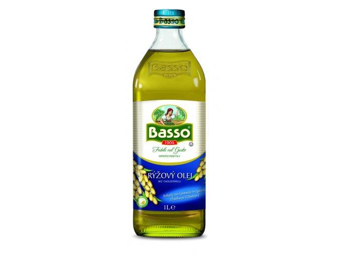 Ryžový olej Basso 1l