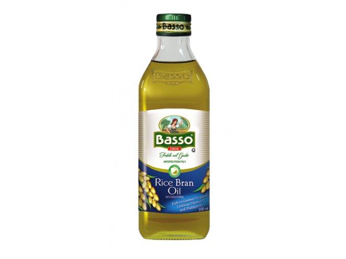 Ryžový olej Basso 500ml