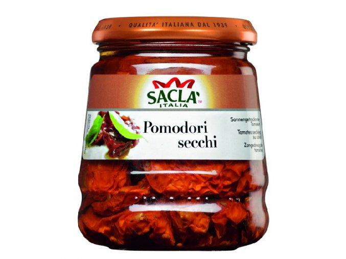 Sušené paradajky v oleji Sacla 280g
