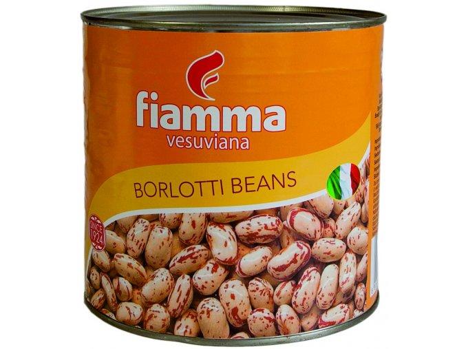 Fazuľa veľká Borlotti Fiamma Vesuviana 2,5kg