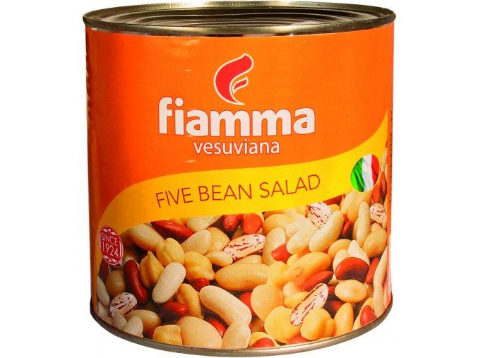 Fazuľa MIX 5 druhov Fiamma Vesuviana 2,5kg