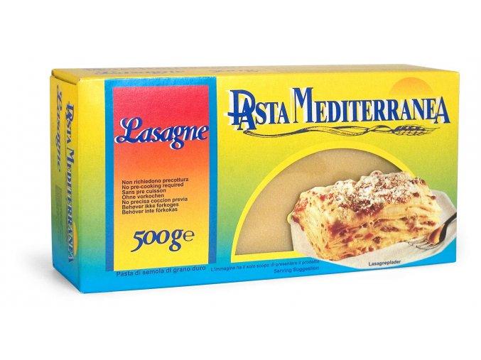 Lasagne Mediterranea 500g