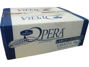 Lasagne Opera 3kg