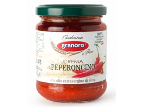 Feferónková pasta Granoro 180g
