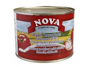 Paradajkový pretlak Nova Frutta 2,2kg