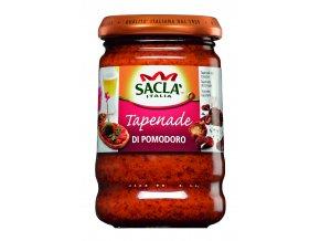 Tapenáda so sušenými paradajkami Sacla 190g