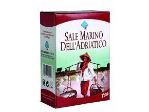Morská soľ jemná Piazzolla 1kg