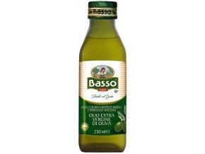 Panenský olivový olej Basso 250ml